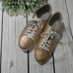 Cole Haan Gold Grand OS sneakers